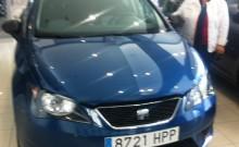 En el día de hoy, Selling Car Canarias entrega su primer vehículo nuevo de la marca SEAT.