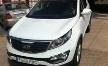 En la tarde de ayer entregábamos el primer vehículo de la marca KIA.