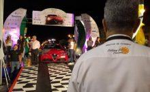 Colaboración en el 43 Rallye La Palma Isla Bonita