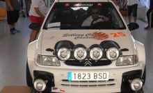 Patrocinio al Citroën Saxo Kit Car