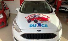 Entrega de un vehículo de Ocasión para AUTO ESCUELA DULCE